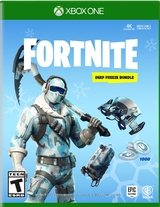 Fortnite: Deep Freeze Bundle (Xbox One)-thumb