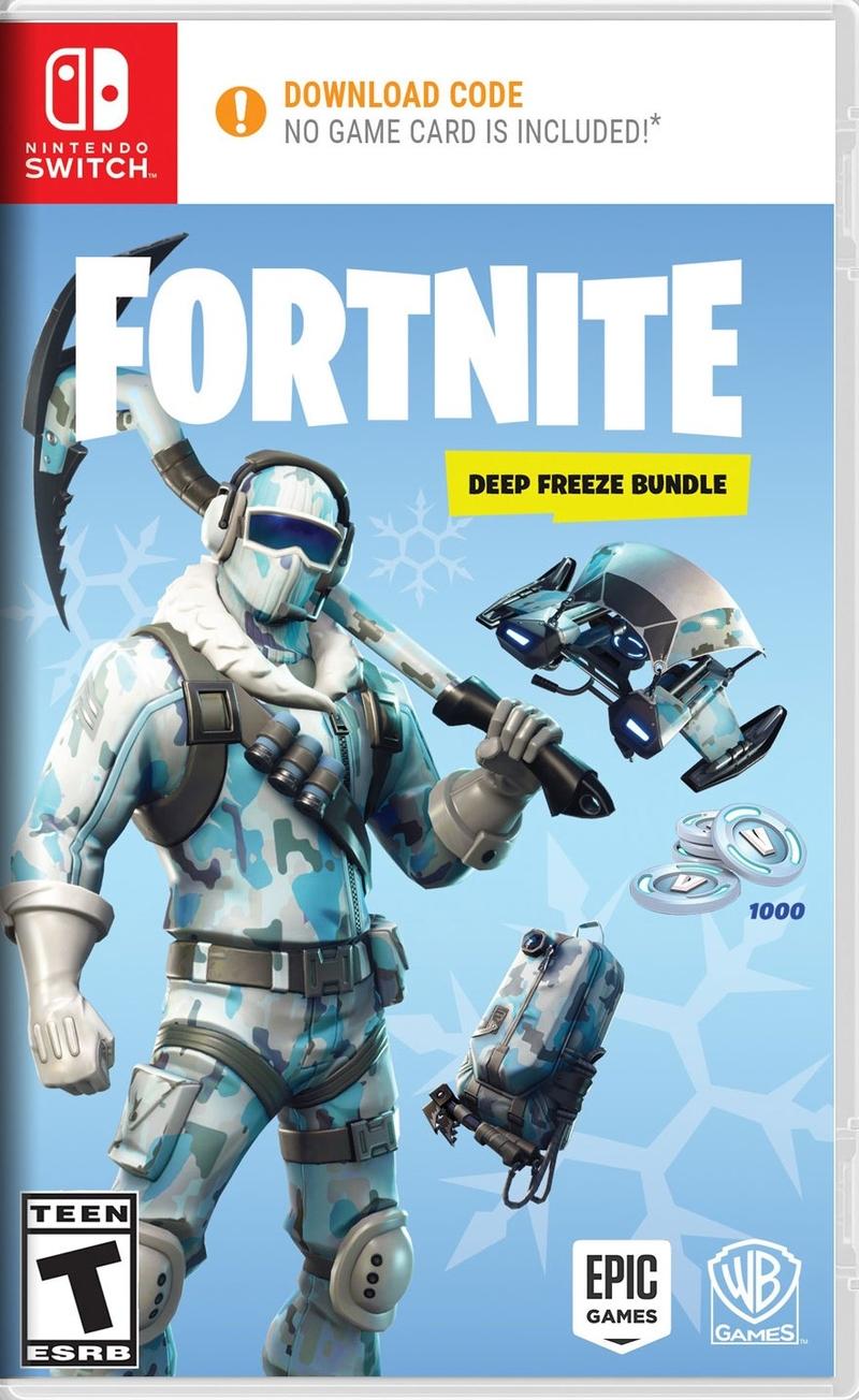 Fortnite: Deep Freeze Bundle (Switch)-thumb