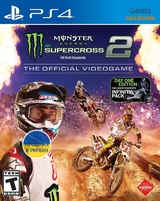 Monster Energy Supercross 2: The Official Videogame (PS4)-thumb