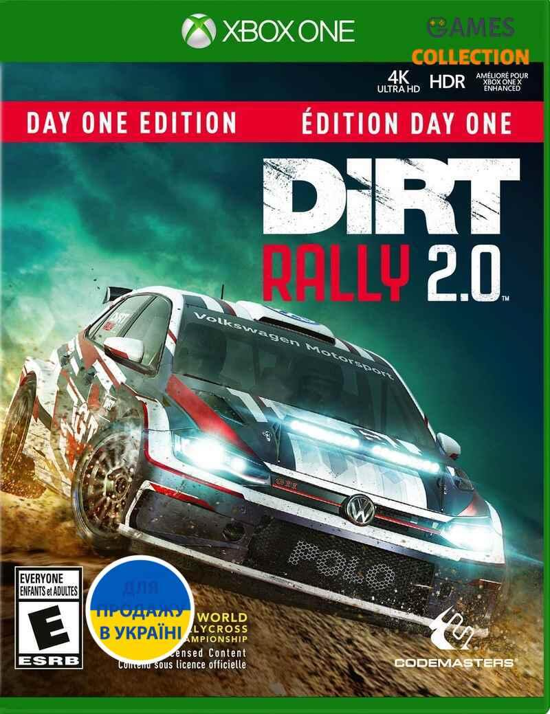 Dirt Rally 2.0 – Day One Edition (Xbox One)-thumb