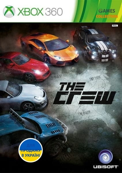 The Crew (XBOX 360) (Online-only)-thumb