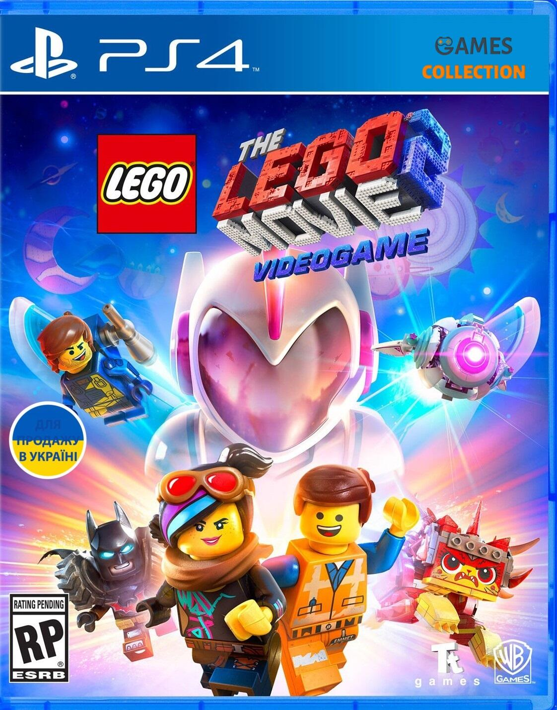 The LEGO Movie 2 Videogame (PS4)-thumb