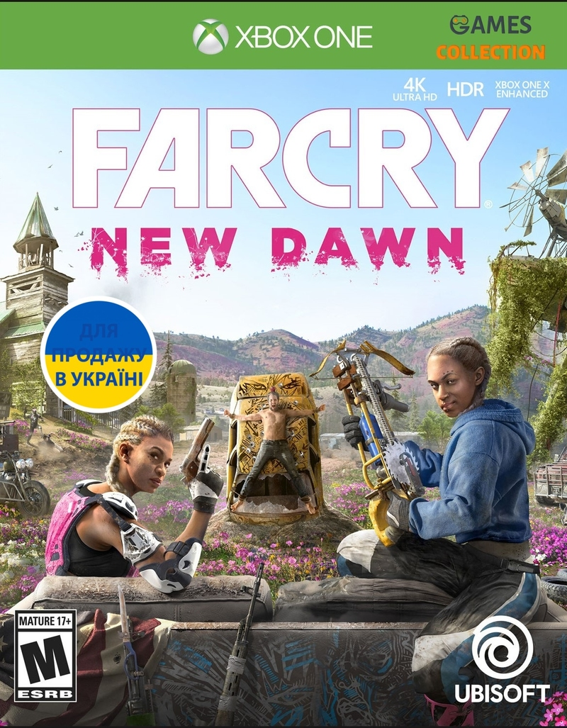 Far Cry New Dawn (Xbox One)-thumb