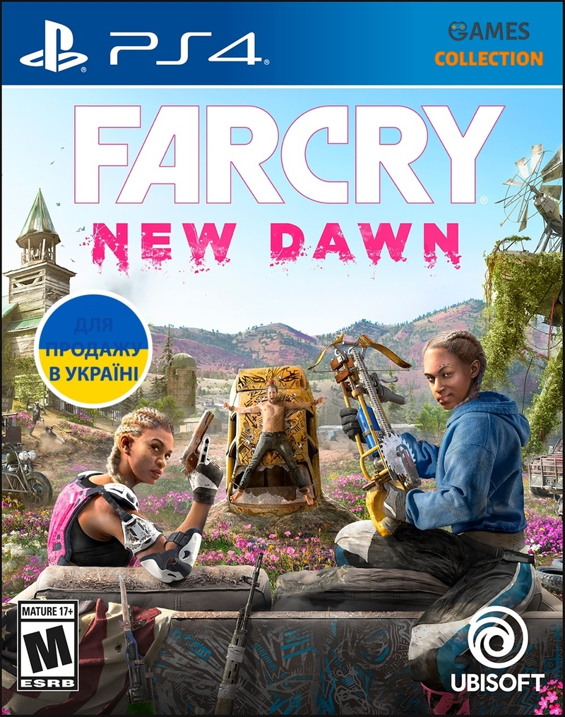 Far Cry New Dawn (PS4)-thumb