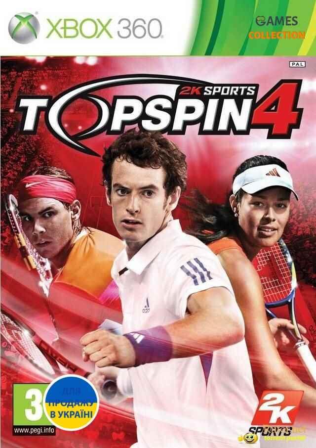 Top Spin 4(XBOX360)-thumb