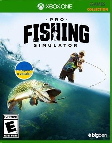 Pro Fishing Simulator (Xbox One)-thumb