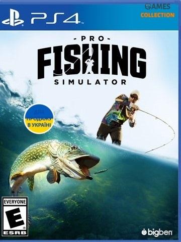 Pro Fishing Simulator (PS4)-thumb