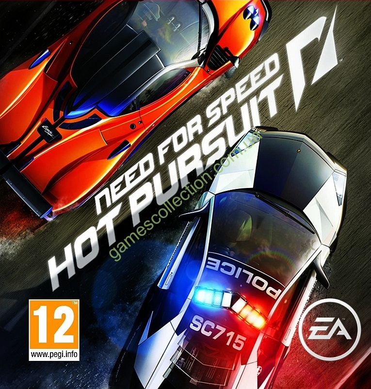 NEED FOR SPEED HOT PURSUIT КЛЮЧ (РС)-thumb