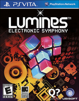 Lumines (PS Vita)-thumb