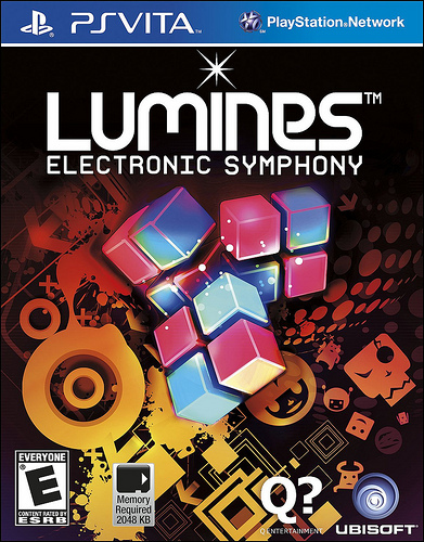 Lumines (PS Vita)-thumb