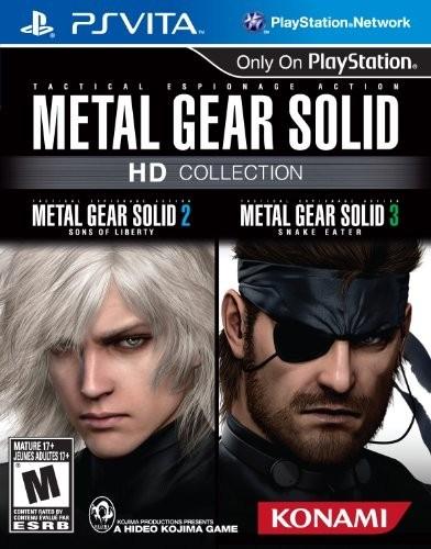 Metal Gear Solid: HD Collection (PS Vita)-thumb