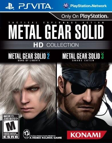 Metal Gear Solid: HD Collection (PS Vita)-thumb