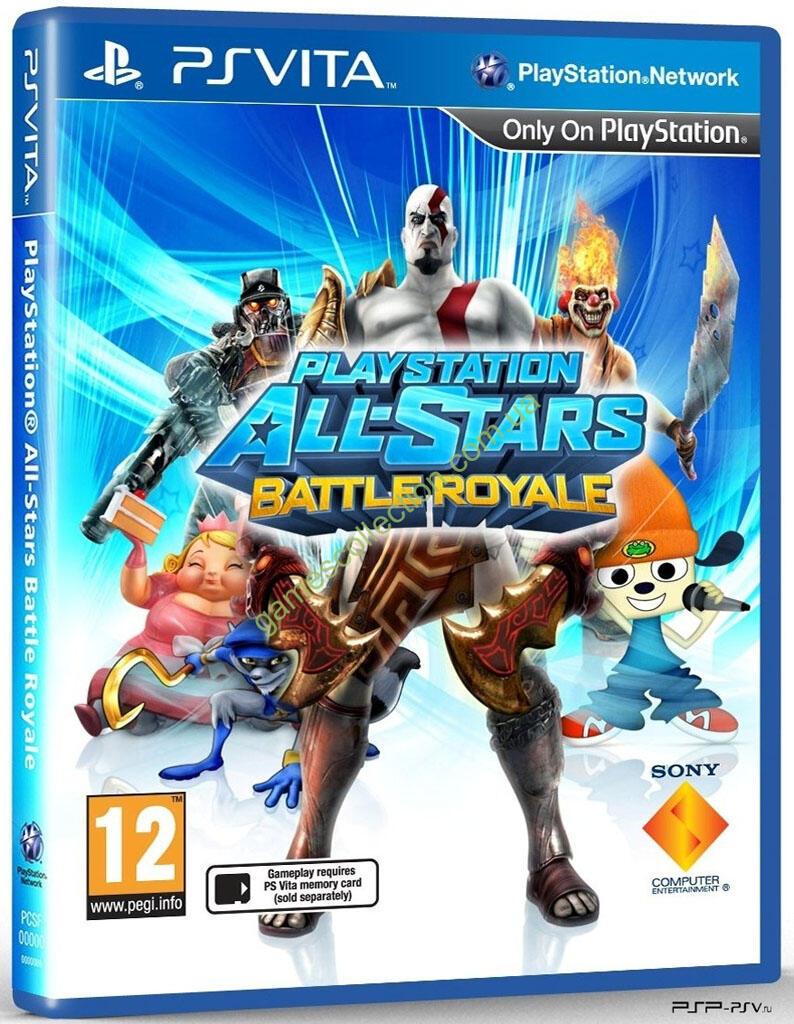 All-Stars Battle Royal (русская версия)-thumb