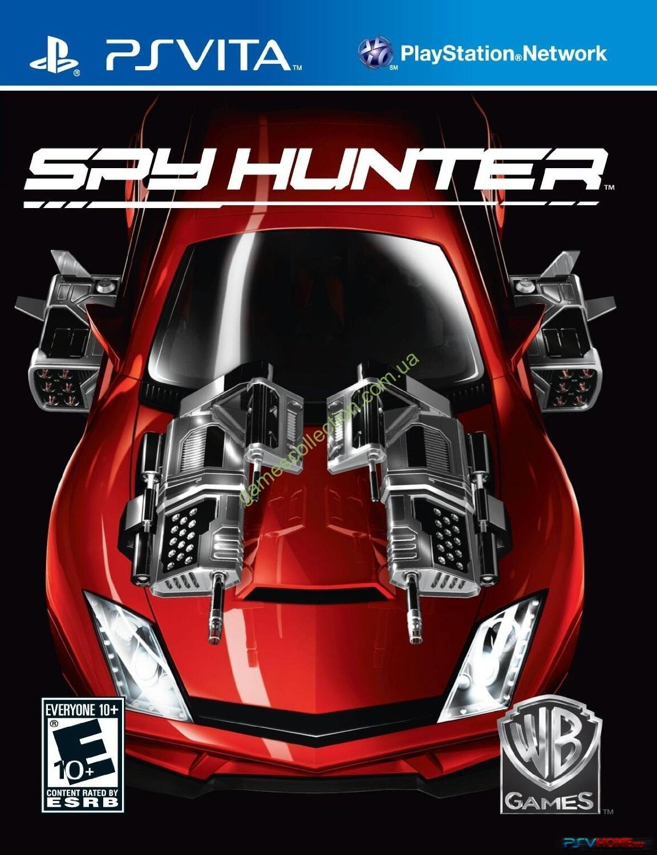 Spy Hunter PS VITA-thumb