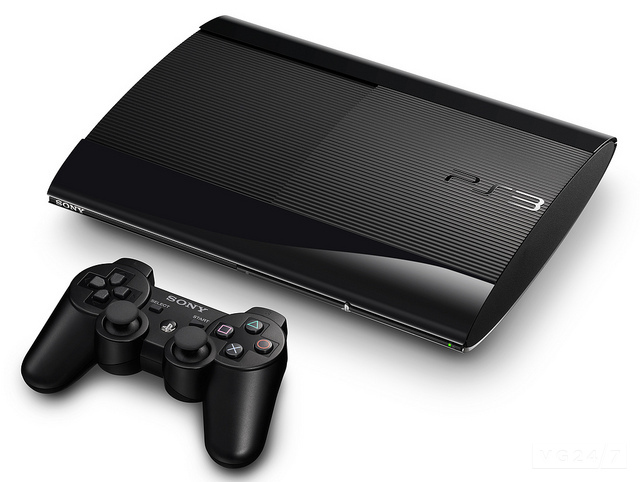 PS3 Super Slim 500GB(Б.У)-thumb