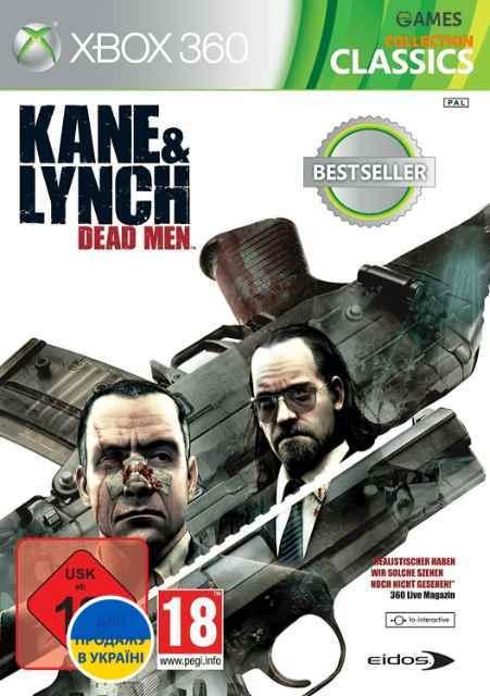 Kane & Lynch: Dead Men (XBOX360)-thumb