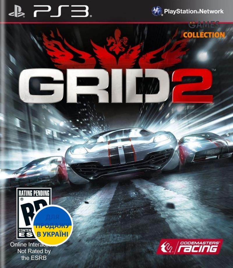 GRID 2 (PS3)-thumb