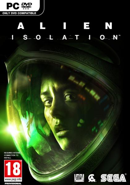 alien: isolation ключ (pc)-thumb