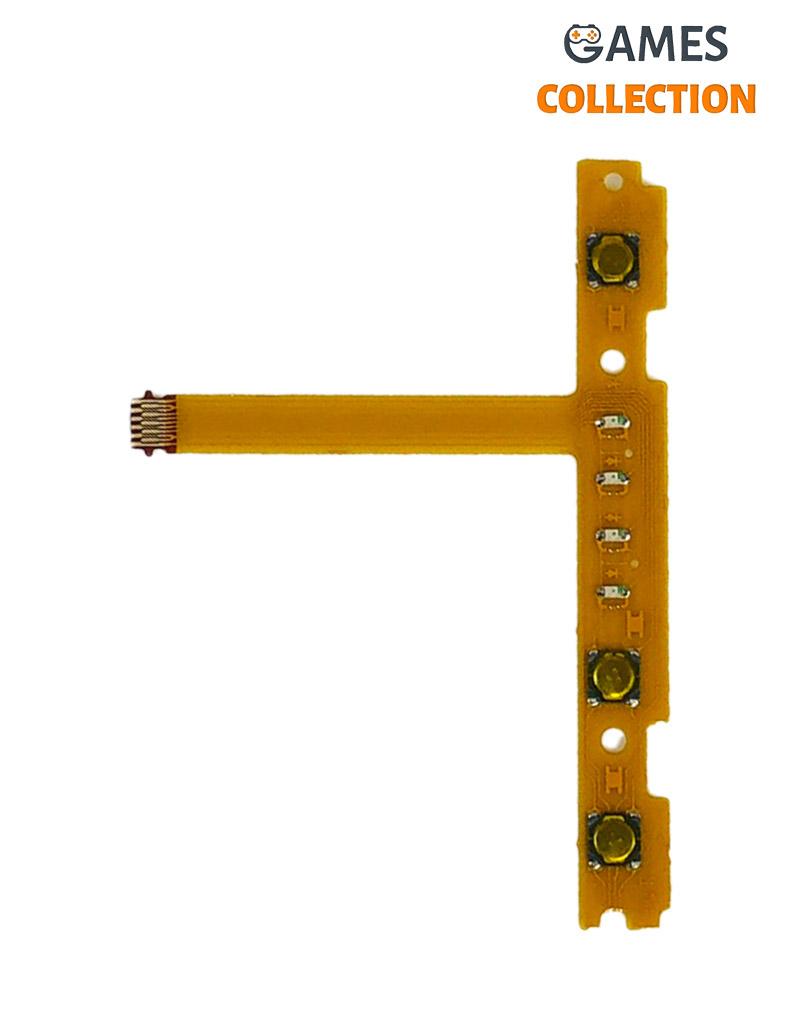 Шлейф Левый светодиодный Joy-Con контроллера Nintendo Switch-thumb