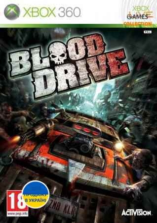 Blood Drive (XBOX360)-thumb