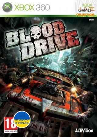 Blood Drive(XBOX360)-thumb