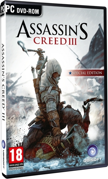 ASSASSIN'S CREED 3. SPECIAL EDITION КЛЮЧ (РС)-thumb