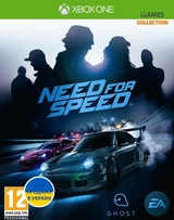 Need for Speed 2015 (XBox One) Б/У-thumb