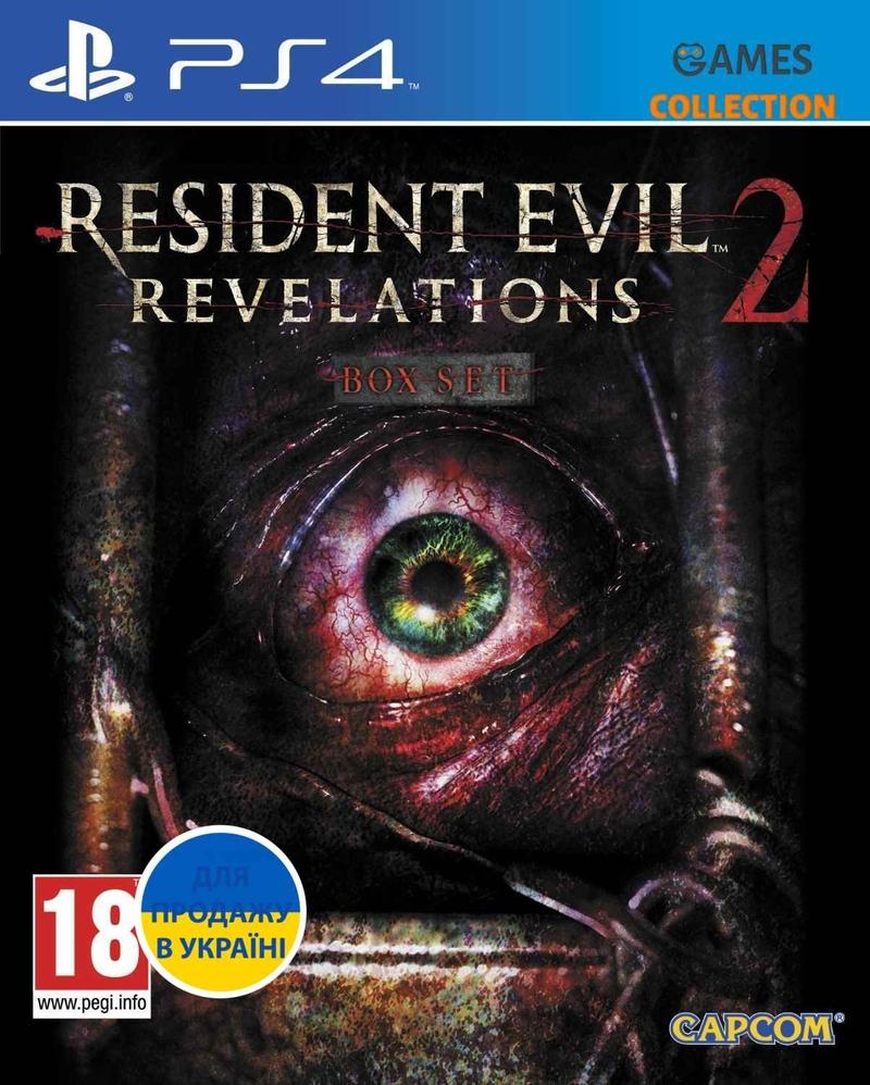 Resident Evil: Revelations 2 (PS4)-thumb