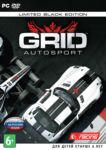 GRID AUTOSPORT КЛЮЧ (PC)-thumb