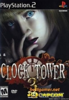 CLOCK TOWER 3 / ЧАСОВНЯ 3 (PS2)-thumb