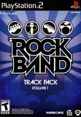 ROCK BAND TRACK PACK VOLUME (PS2)-thumb
