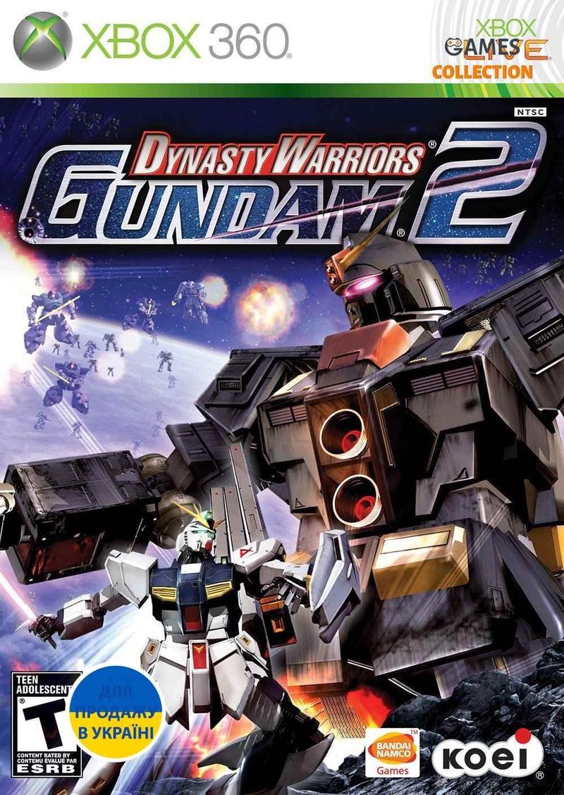 Dynasty Warriors: Gundam 2 (XBOX360)-thumb