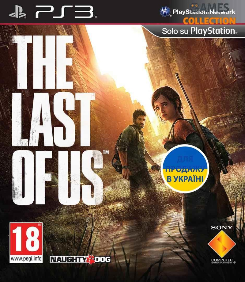 The Last of Us Russound (PS3)-thumb