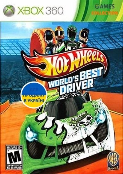 Hot Wheels: World's Best Driver (XBOX 360)-thumb