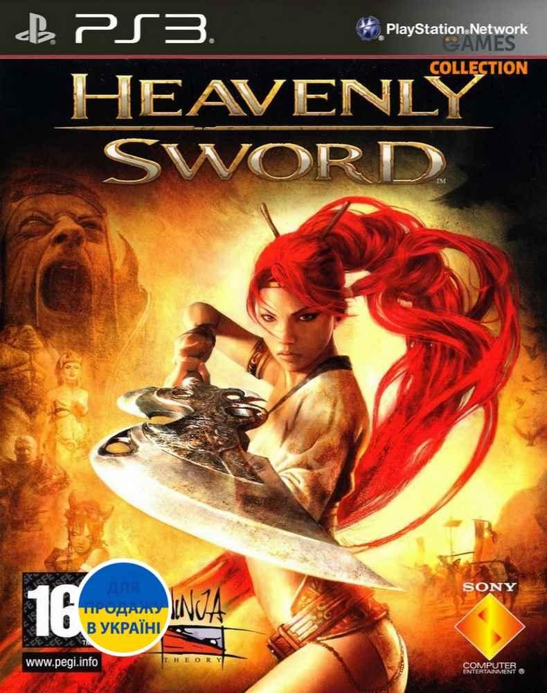 Heavenly Sword (PS3)-thumb