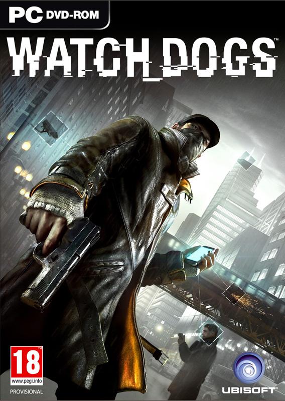 WATCH DOGS КЛЮЧ (PC)-thumb