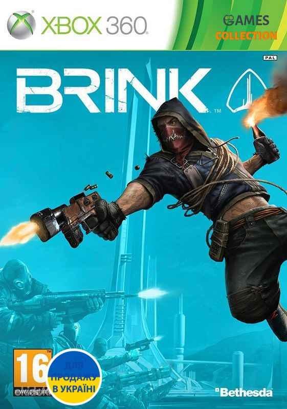 Brink (XBox 360) Лицензия-thumb