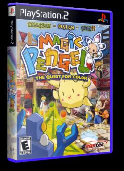 MAGIC PENGEL: THE QUEST FOR COLOR (PS2)-thumb