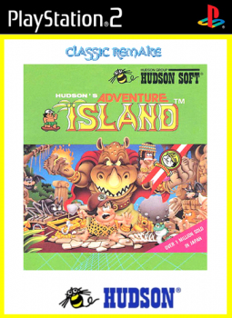 ADVENTURE ISLAND (PS2)-thumb