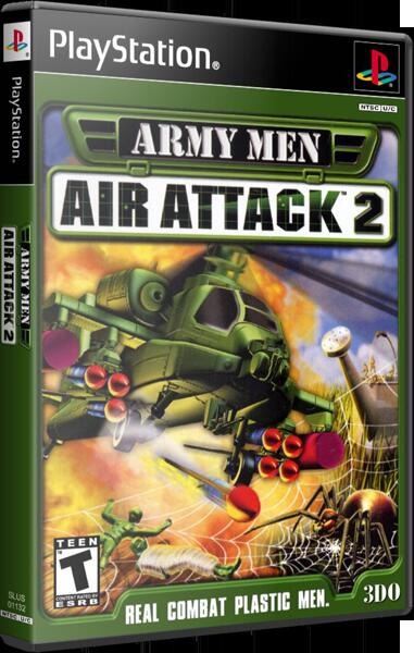 Army Men: Air Attack 2 (PS2)-thumb