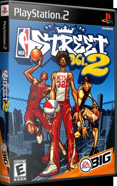 NBA Street Vol. 2 (PS2)-thumb