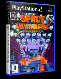 SPACE INVADERS ANNIVERSARY (PS2)-thumb