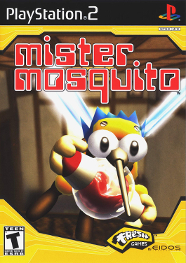 MISTER MOSQUITO (PS2)-thumb