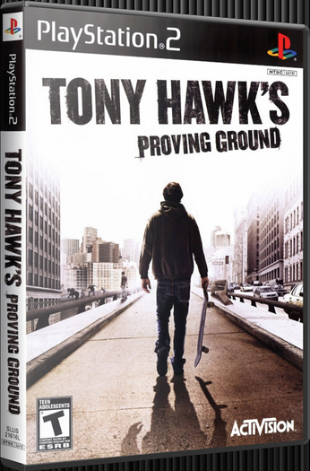 TONY HAWK'S PROVING GROUND  (PS2)-thumb