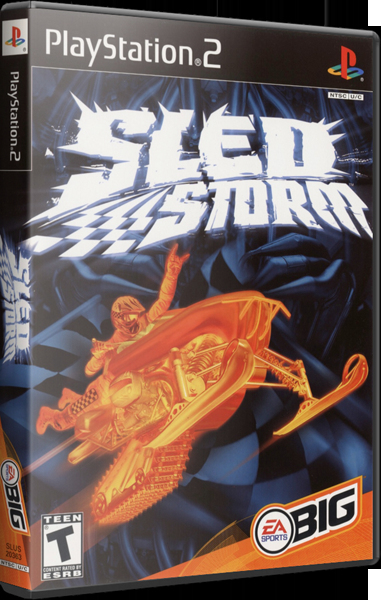 Sled Storm (PS2)-thumb