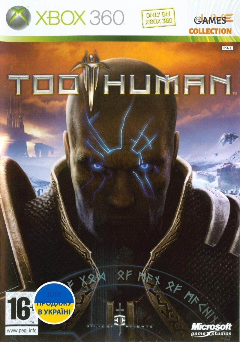 Too Human (XBOX360)-thumb