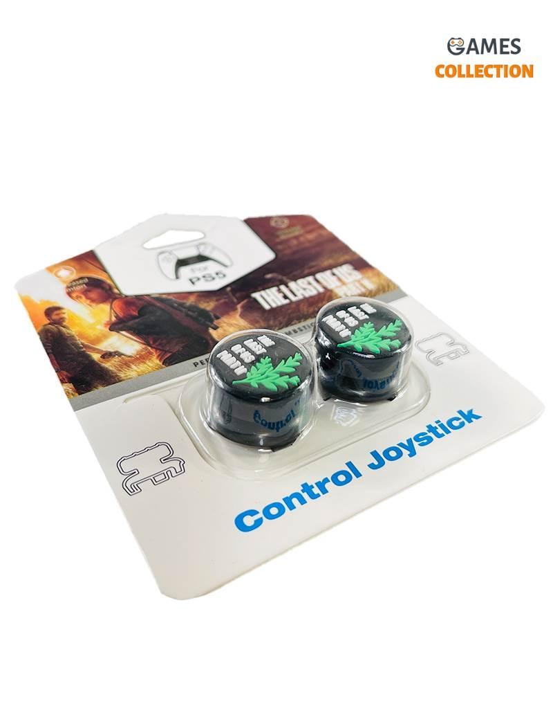 Стики для джойстика PS5/PS4 Высокие LAST OF US II Зеленый-thumb