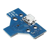Модуль зарядки Micro USB Dualshok 4 JDS-001 (14 Pin)-thumb