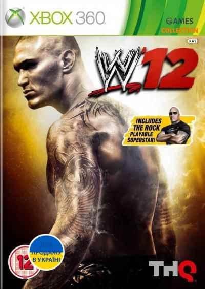 WWE '12 (XBOX360)-thumb
