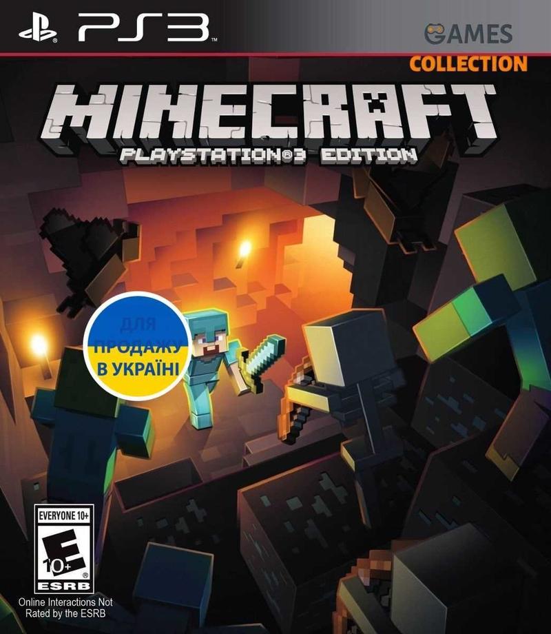 Minecraft: Playstation 3 Edition (PS3)-thumb